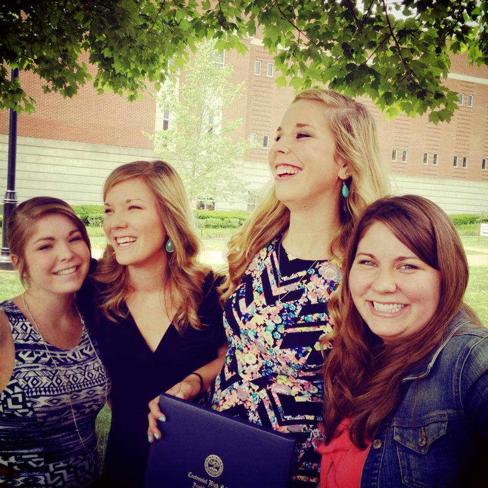 New Beginnings for 4 daughters