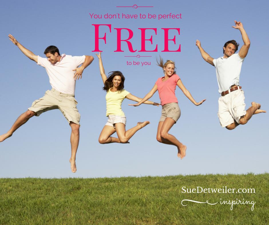 Free From Pefectionism #LifeGivingLinkup