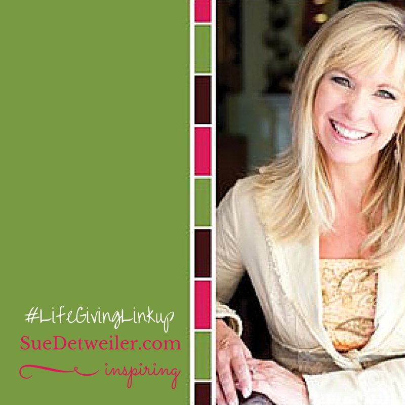 Grab button for #LifeGivingLinkup