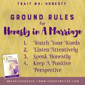 Trait #4 - 9 Traits of a Life Giving Marriage - #marriagerocks
