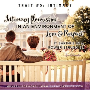 Trait #5 - 9 Traits of a Life Giving Marriage