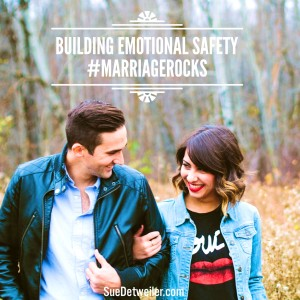Emotional Safety in Marriage