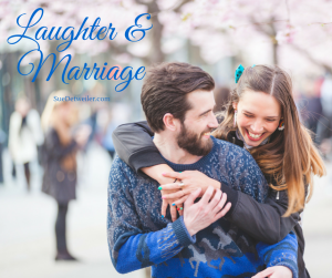 laughter and marriage