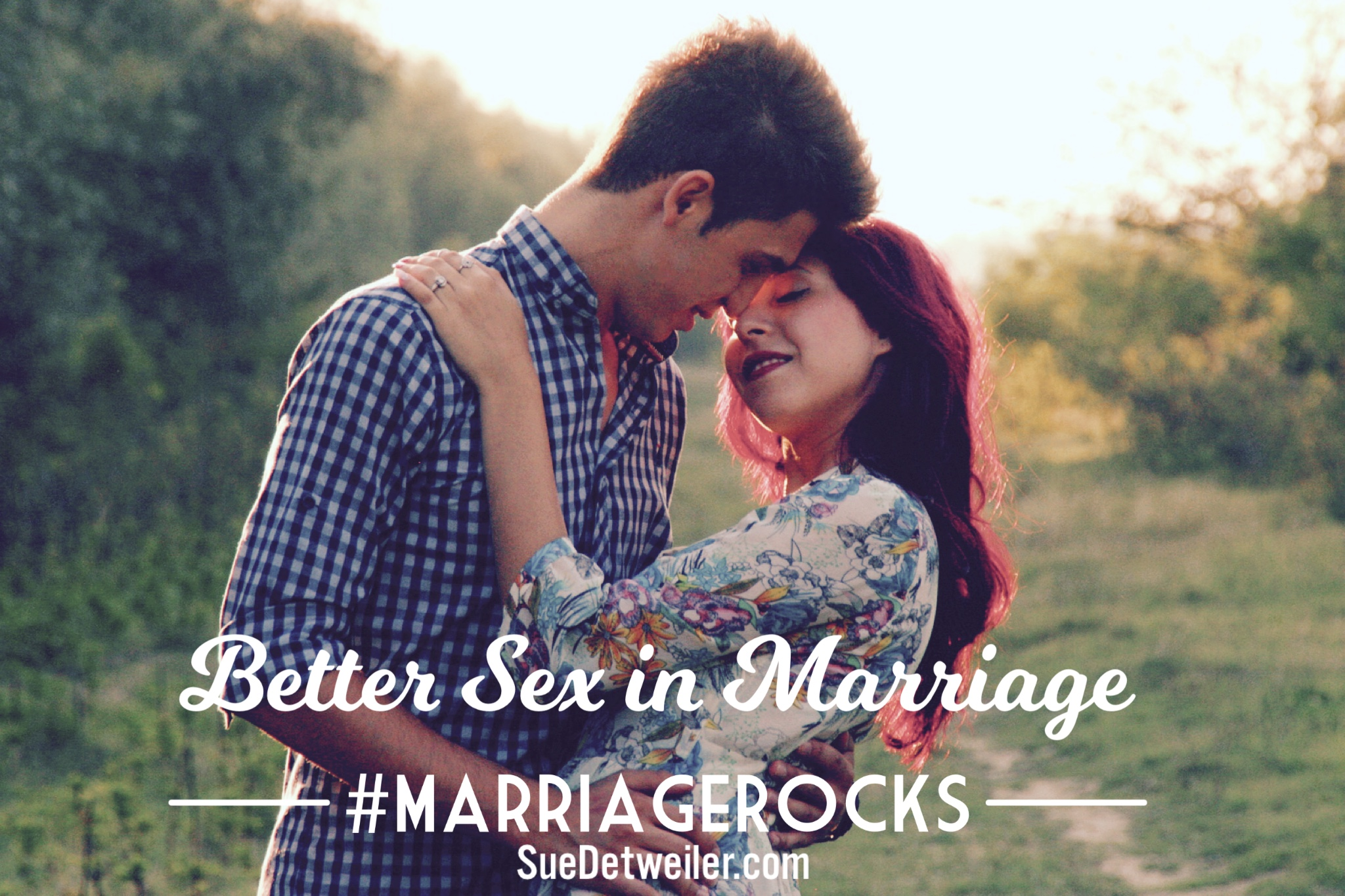 The Secret to Better Sex in Marriage