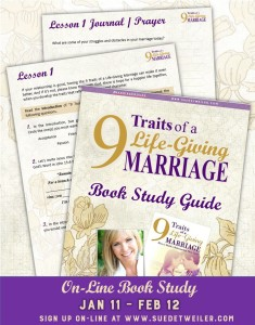 Join the FREE online #MarriageRocks study: http://suedetweiler.com/bookstudy