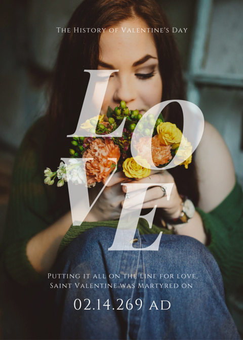 Valentine's Day – Putting it all on the line for love