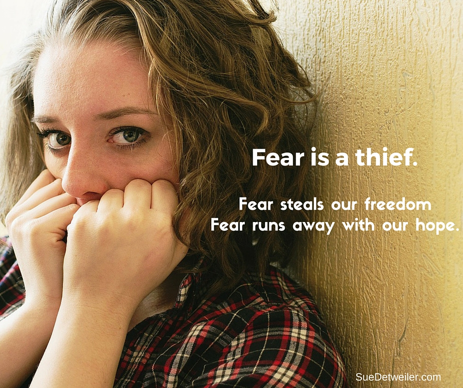 Fear is a Thief