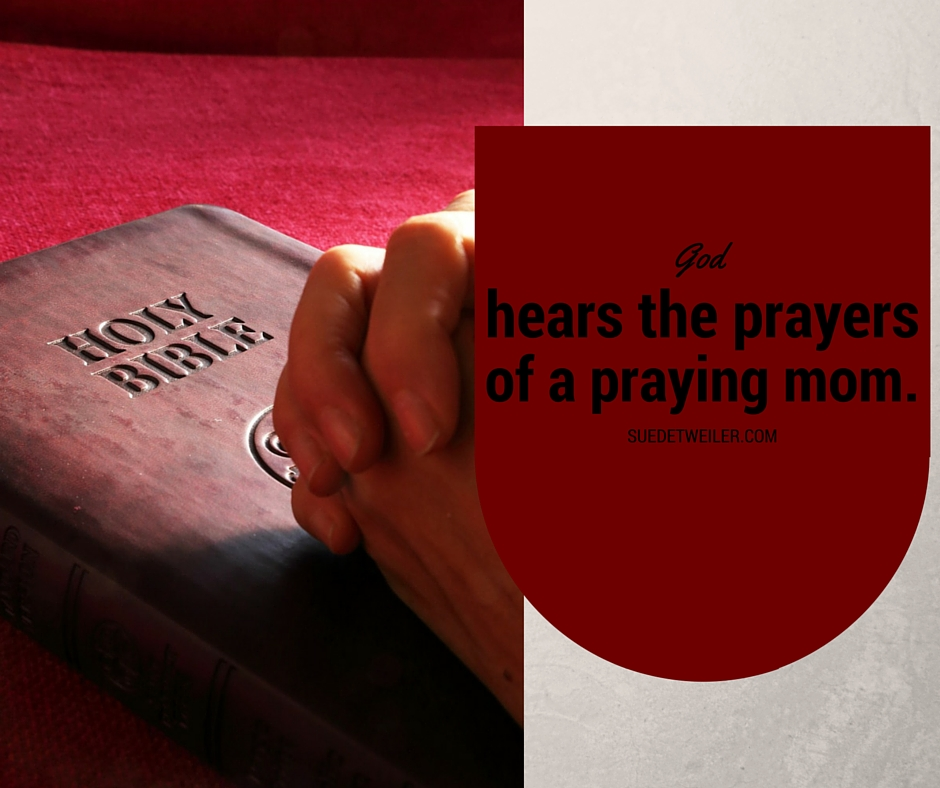 God Hears Your Prayers