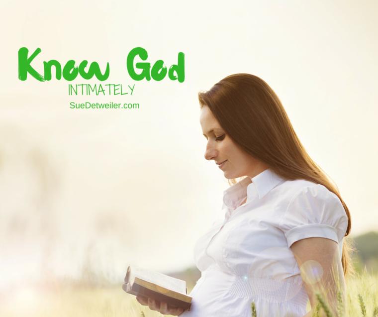 Know God Intimately