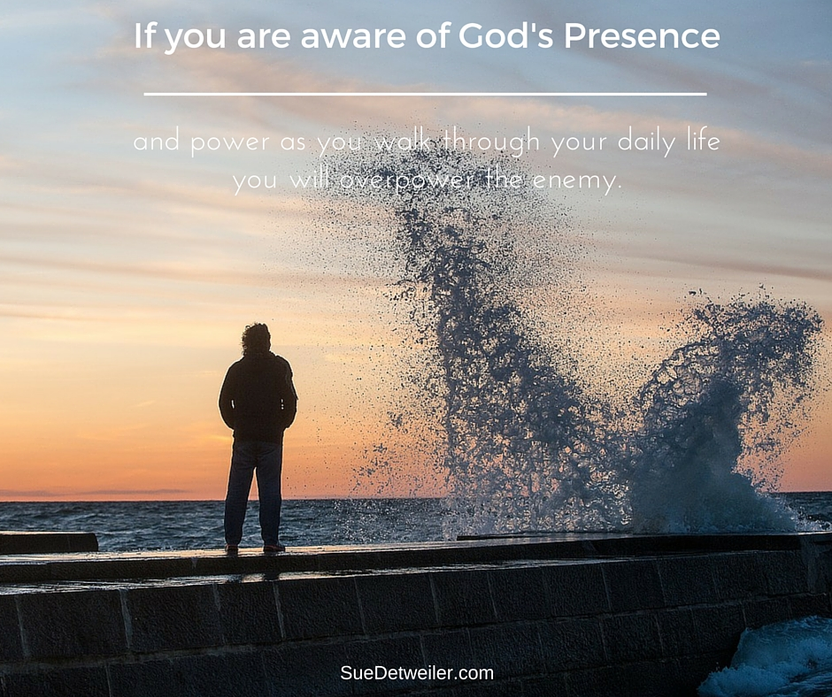 Aware of God's Presence