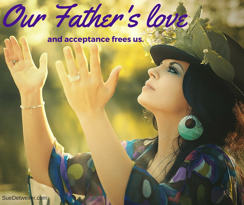 Find Joy in the Father's Love