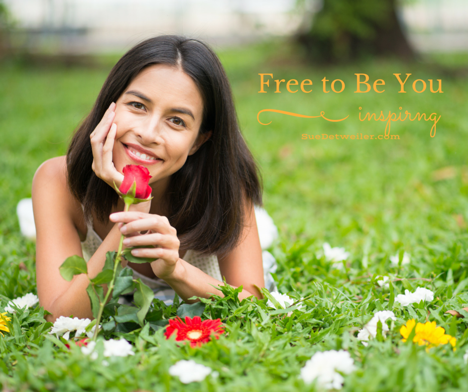 Free to Be You (Link up)