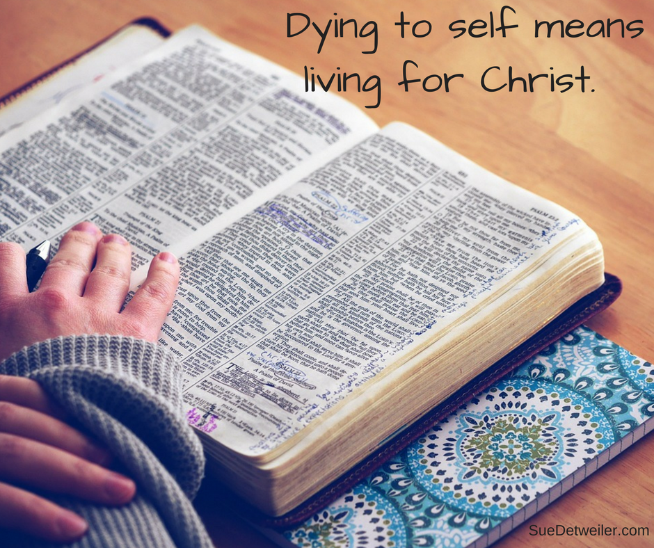 Living For Christ
