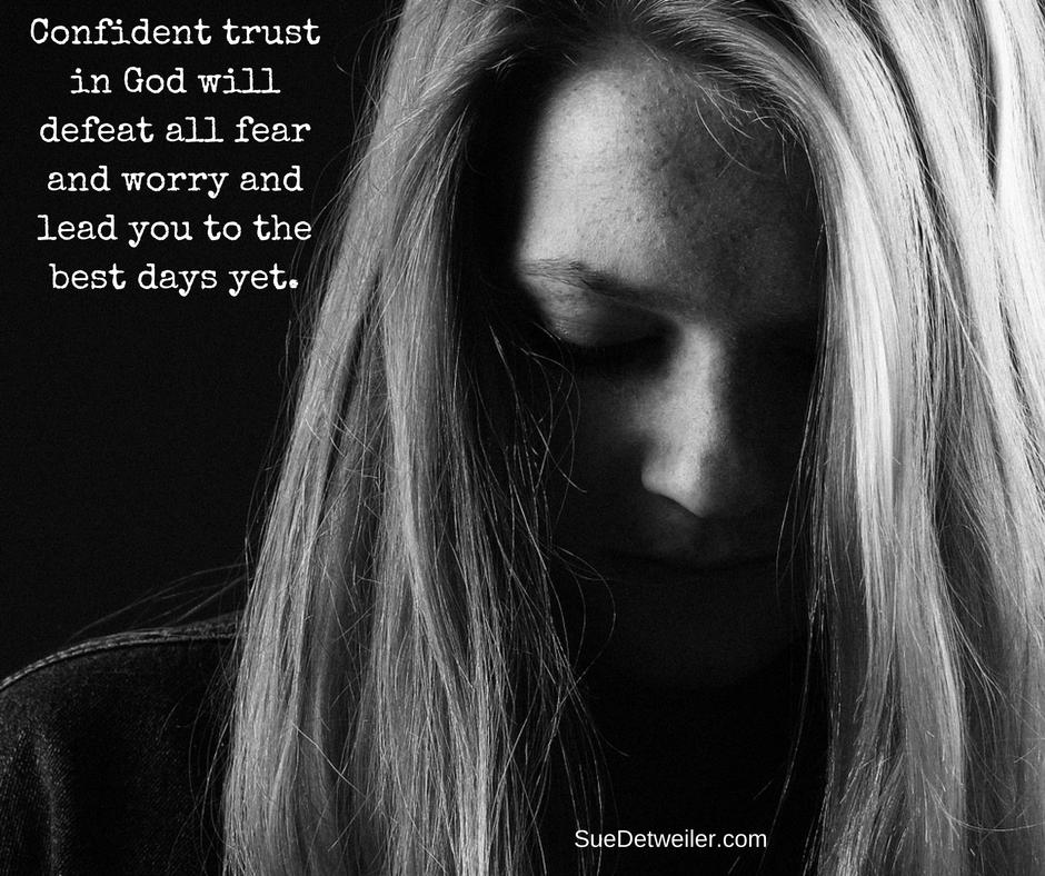 Confident Trust