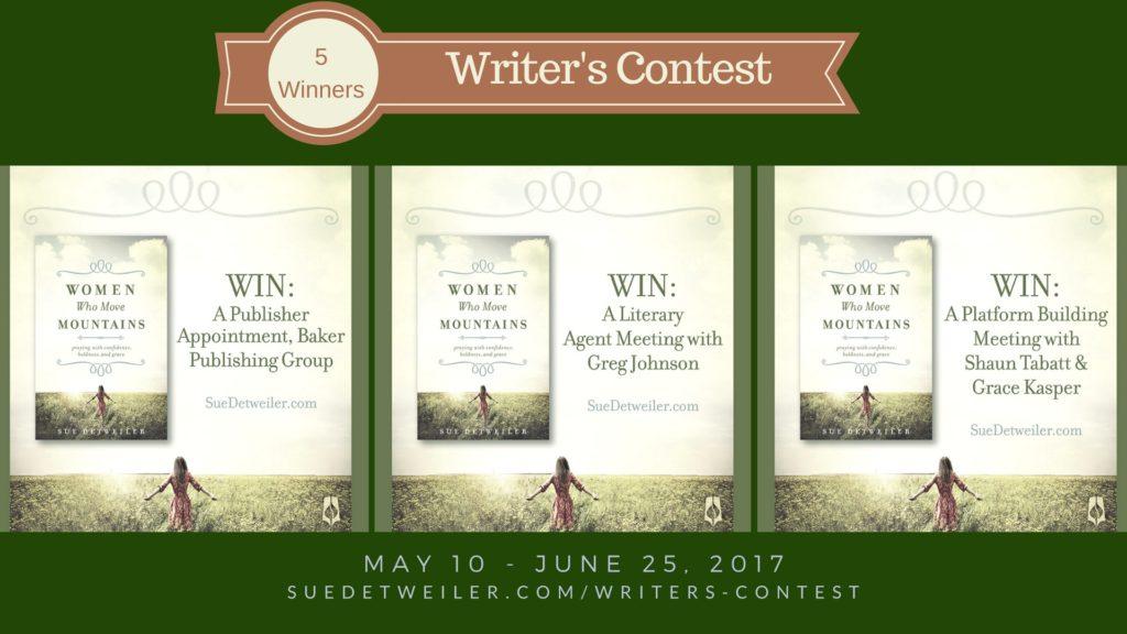 Writer's Contest