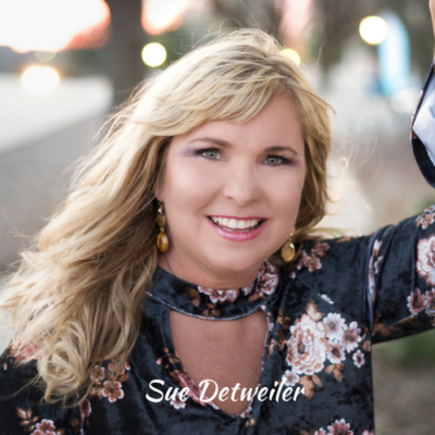 Sue Detweiler author, speaker, coach, pastor