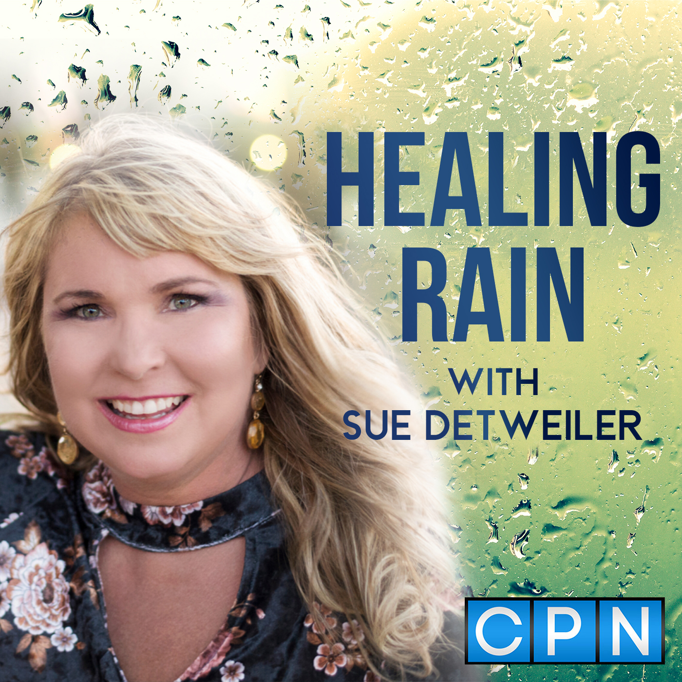 Sue Detweiler is podcast host on Charisma Podcast Network